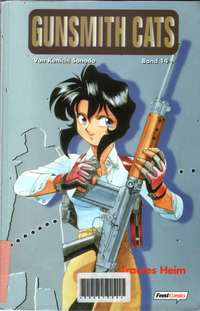 gunsmith cats hentai gunsmith cats rally hentai