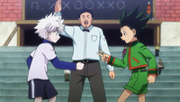 hunter x hunter hentai horriblesubs hunter mkv snapshot