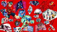 kaiba hentai pre megaman starforce kaiba girl maliko wallpapers group picture