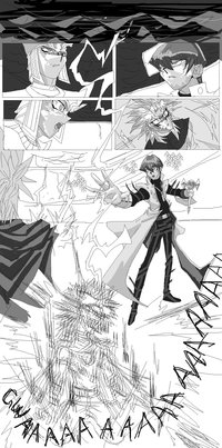 kaiba hentai chapter page seto surprisingly passionate mrawesome bonds beyond time three tale
