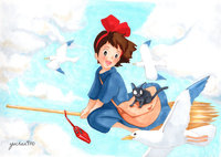 kiki's delivery service hentai kiki delivery service yochan morelikethis collections