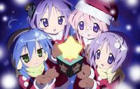lucky star hentai photos lucky star navidad anime clubs