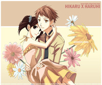 ouran high school host club hentai manga ouran school club photo haruhi hikaru tamaki hentai fanfiction