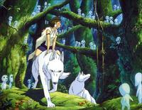 princess mononoke hentai princess mononoke large author tsunderin page