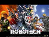 robotech: the third generation hentai robotech