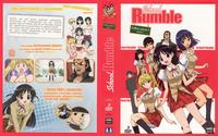 school rumble hentai cov school rumble volume french covers