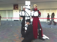 trigun hentai photos anime expo trigun