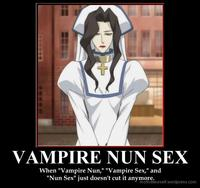 trinity blood hentai vampire nun