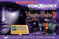 vampire hunter d hentai vampire hunter digital manga news goes comixology guild