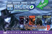 vampire hunter d hentai manga news digital brings vampire hunter iverses comics app storefront