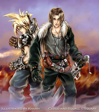 final fantasy 7 hentai filestore final fantasy vii viii cloud squall non hentai asset