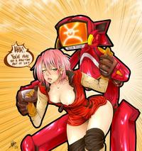 flcl hentai anime cartoon porn flcl fooly cooly hentai pics photo