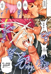 king of fighters hentai cad