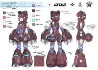 phantasy star online hentai psublog pso concept costume phantasy star online live north american release announced page