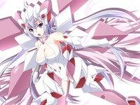 sekai no senki hentai data wallpaper yukine chris senki zesshou symphogear are ready more songs