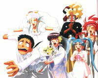 tenchi muyo hentai anime tenchi forums manga sign harem king