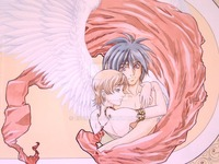 tenkuu no escaflowne hentai hitomi van escaflowne movie escafan dpcvze art fanel winged