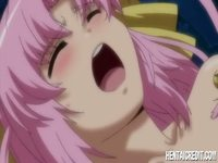 pink hair hentai wmv videos hentai chick gets brutally analed