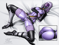 bed hentai tali bed mass effect hentai page