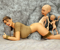 3d elves hentai dsexpleasure scj galleries elf fuck perverted monsters that raped nude