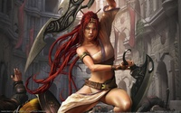 3d girl hentai game albums userpics heavenly sword game wallpapers mixed resolution