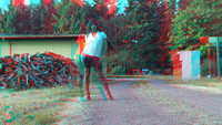 3d glasses hentai krissy anaglyph masses officially arrived naughty asian tgirl