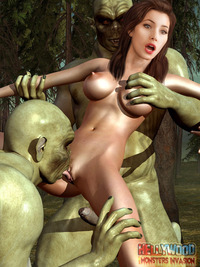 3d hentai monster porn pics really great monster hellywood porn page