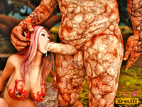 3d monster hentai scj galleries brutal stinky ogre gags cute mouth watering cunt impossible amid kisser creams hard