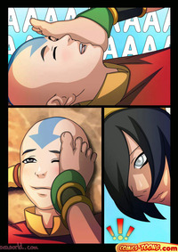 aang hentai game aang toph avatar hentai doujinshi flash game page