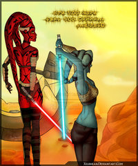aayla secura hentai darth talon aayla secura xelidhean tiefucker hell