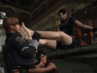 ada wong hentai eeac daf ada wong claire redfield leon kennedy mintofoularis resident evil ashley porno ipostnaked