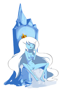 adventure time hentai galleries adventure time ice queen hentai