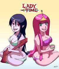 adventure time hentai images pre adventure time lady onichan morelikethis fanart