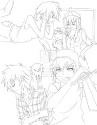 adventure time hentai pictures pre adventure time wip thisbequynh morelikethis manga digital