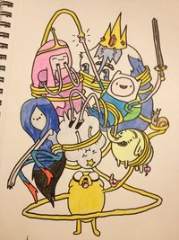 adventure time hentai pictures pre adventure time aguilarx gokw morelikethis fanart traditional