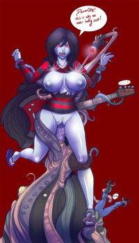 adventure time marceline hentai shia pictures user marceline commission