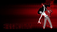 adventure time marceline hentai pre marceline wallpaper alexandra auditore morelikethis fanart movies