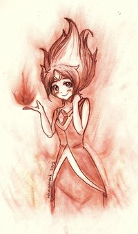 adventuretime hentai pre adventure time flame princess rahimigempak morelikethis fanart manga traditional