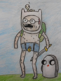 adventuretime hentai adventure time future luke morelikethis fanart traditional