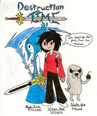 adventuretime hentai pre shadows adventure time leon morelikethis fanart traditional
