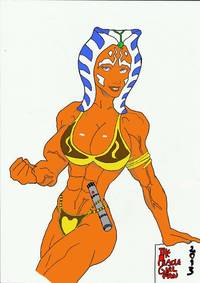 ahsoka hentai game ahsoka tano commission colour mud zkoub last day rainpow