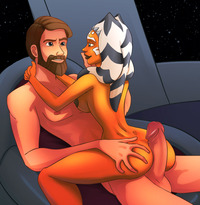 ahsoka hentai game ahsoka tano obi wan kenobi star wars hentai flash video