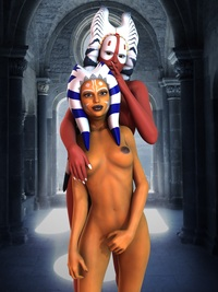 ahsoka star wars hentai media ahsoka tano hentai comic