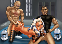 ahsoka tano hentai comic ahsoka tano clone wars penerotic star trooper togruta filmedge net arc acw reviewarc