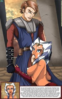 ahsoka tano hentai comic media original ahsoka tano anakin skywalker