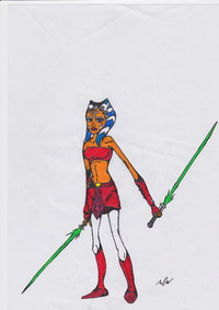ahsoka tano hentai game ahsoka tano coloured scale fang pslk