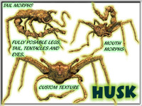 alien tentacles hentai store husk product