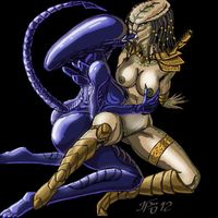 aliens vs monsters hentai lusciousnet aliens predat pictures search query monsters page