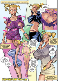all hentai comic material girl sample expansion fan comics page