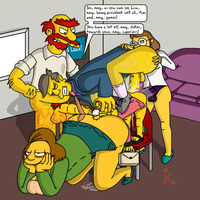 all toon hentai hentai pics simpsons entry